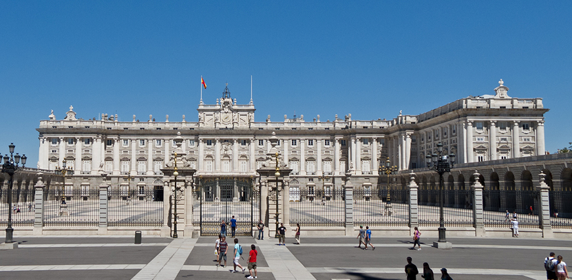 Image result for Palacio Real